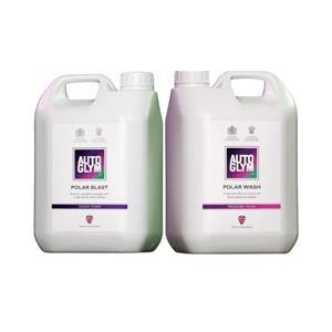 Exterior Cleaning, Autoglym Polar Blast and Wash Bundle Kit, Autoglym