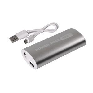 Power Bank, Power-Pack 4000, Lampa