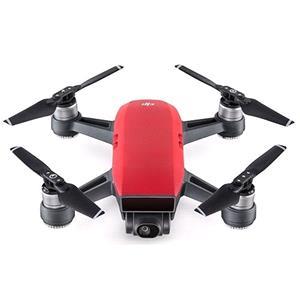 Drones, DJI Spark Fly More Combo Mini Drone Lava Red, DJI