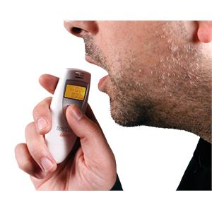 Breathalyser, Digital Display Alcohol Breath Tester, Lampa