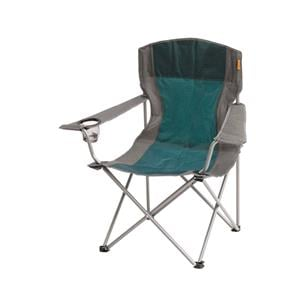 Camping Equipment, Easy Camp Arm Chair - Petrol Blue, easy camp