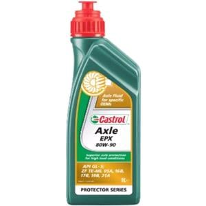Gearbox Oils, Castrol Axle EPX 80w90 Gear Oil - 1 Litre, Castrol
