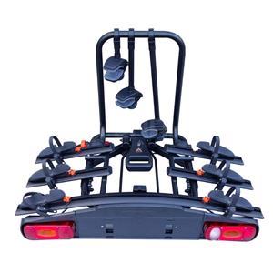 Bike Racks, Aguri Active Towbar Mounted Bike Rack - 3 Bike Carrier - Black, Aguri