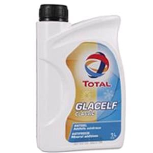 Engine Oils and Lubricants, TOTAL GLACELF Classic - 1 Litre, Total