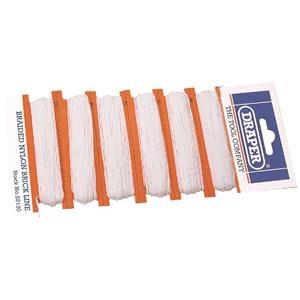 Brick Lines and Pins, Draper 52130 6 x 18M Nylon Brick Line Hanks, Draper