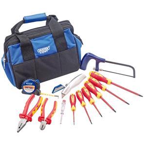 Electricians Tool Kits, Draper 53010 Electricians Tool Kit 1, Draper