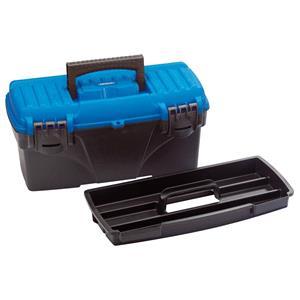 Tool Boxes, Draper 53876 400mm Tool Organiser Box with Tote Tray, Draper