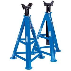 Axle Stands, Draper Expert 54722 6 Tonne Axle Stands (Pair), Draper