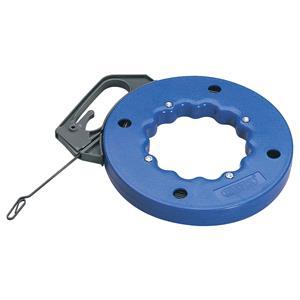 Wiring Equipment, Draper 56761 15M Electricians Draw Tape in Plastic Case, Draper