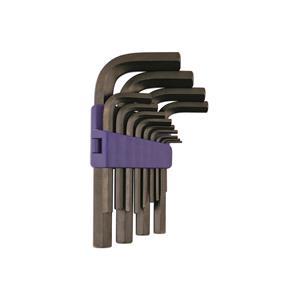 Socket Set, HEX KEY SET 13PC, LASER