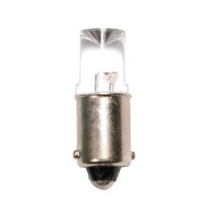 Bulbs - by Bulb Type, 12V Micro lamp 1 Led - (T4W) - BA9s - 2 pcs  - D-Blister - Blue, Pilot