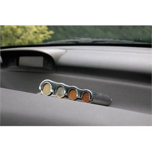Car Accessories, Car Coin Holder - EuRO, Lampa
