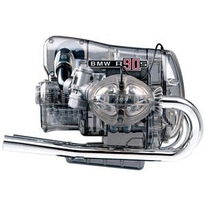 Gifts, Official BMW R90S Motorcycle Engine Gift Set, BMW