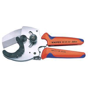Plastic Pipe Cutting, Knipex 67102 Pipe Cutter, Knipex