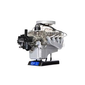 Gifts, Official Ford Mustang V8 Model Engine Gift Set, Ford