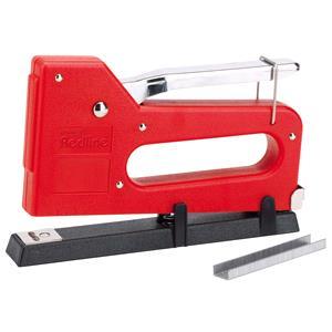 Staplers, Draper Redline 67673 Staple Gun-Tacker Complete with 100 Staples, Draper