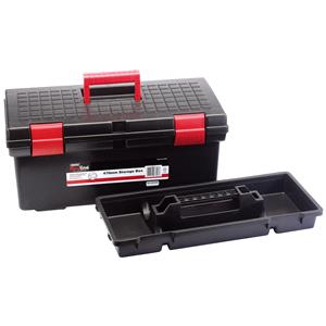 Tool Boxes, Draper Redline 67806 Plastic Storage Box 470 x 200 x 180mm, Draper