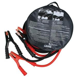 Jump Leads, Lampa booster cables 12-24V - 450 cm - 500 A - 22,7 mm, Lampa