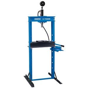 Hydraulic Floor Presses, Draper 70539 12 Tonne Floor Press, Draper