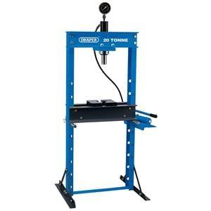 Hydraulic Floor Presses, Draper 70540 20 Tonne Floor Press, Draper