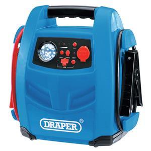 Jump Starter, Draper 70553 12V Jump Starter, Draper