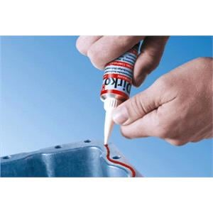 Sealing Substance, Elring Dirko HT 20ML Tube, Permanent Elastic Automotive Sealing Compound, Elring