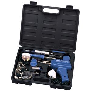 Electric Solders, Draper 71421 230V Soldering Kit, Draper