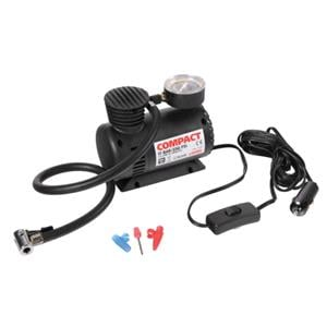 Mini and Low Noise Air Compressors, Compact 12V Tyre Air Compressor, Lampa