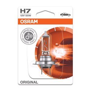 Bulbs - by Bulb Type, Osram 12V 55W Classic Original Line H7 Bulb - Single, Osram