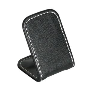 Phone Holder, Magnetic Phone Stand, Natural Leather, universal, Lampa