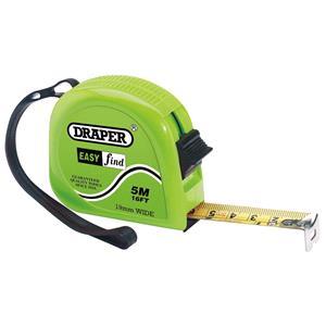 Measuring Tapes, Draper 75881 Measuring Tapes (5M-16ft), Draper