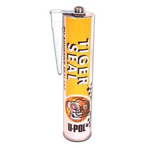 Body Repair and Preparation, Black Tiger Seal Pu Adhesive and Sealant 310ml Cartridge, U-POL