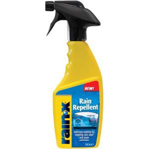 Glass Care, Rain-X Rain Repellent Trigger Spray - 500ml, RAIN X