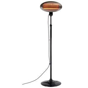 Patio Heaters, Bartscher Standing Electric Heating Lamp - 7m - 2kw - 2000D, Bartscher