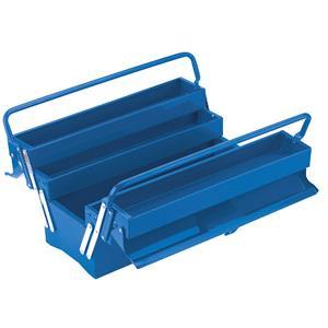 Tool Boxes, Draper 86671 500mm Extra Long Four Tray Cantilever Tool Box, Draper