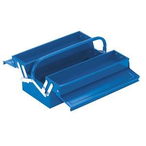 Tool Boxes, Draper 86673 430mm Two Tray Cantilever Tool Box, Draper