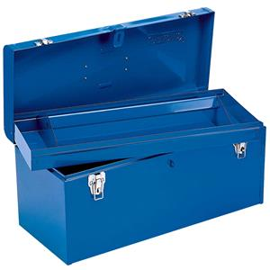 Tool Boxes, Draper 86674 490mm Tool Box with Tote Tray, Draper