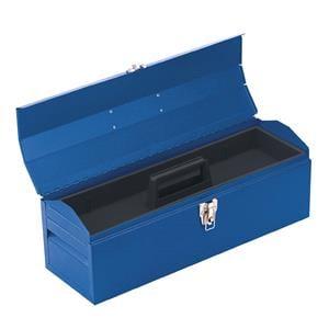 Tool Boxes, Draper 86675 485mm Barn Type Tool Box with Tote Tray, Draper