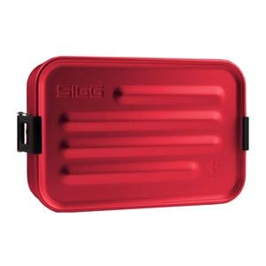 Food Storage, SIGG Metal Box Plus - Red - Small, SIGG