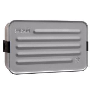 Food Storage, SIGG Metal Box Plus - Aluminium - Large, SIGG