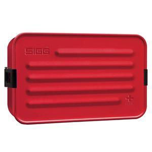 Food Storage, SIGG Metal Box Plus - Red - Large, SIGG