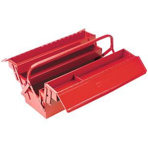 Tool Boxes, Draper Expert 88904 530mm Extra Long Four Tray Cantilever Tool Box, Draper