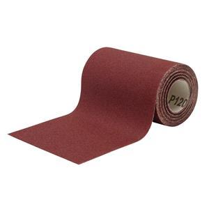Sanding, Filing and Finishing, Draper 89529General Purpose Sanding Roll, 115mm x 5m, 120 Grit, Draper