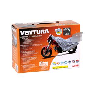 Motorbike and Scooter Covers, Ventura Motorcycle Cover, Size XL - For Extra Large Bikes, Lampa