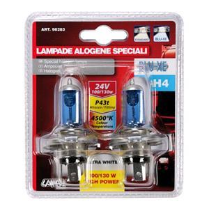 Bulbs - by Bulb Type, 24V Blu-Xe halogen lamp - (H4) - 100-130W - P43t - 2 pcs  - D-Blister, Lampa