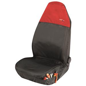 Seat Covers, Walser Universal Protective Car Seat Cover Outdoor Sports - Black & Red, Walser