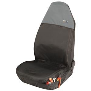 Seat Covers, Walser Universal Protective Car Seat Cover Outdoor Sports - Black & Grey, Walser