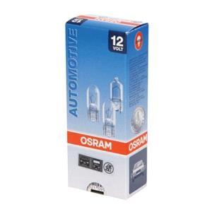 Bulbs - by Vehicle Model, Osram Original W5W 12V Bulb - Single for Opel CORSA E, 2014 Onwards, Osram