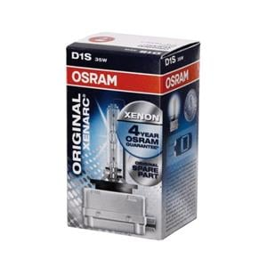 Bulbs - by Bulb Type, Osram 35W D1S Original Xenarc Xenon Bulb - Single, Osram