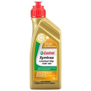 Gearbox Oils, Castrol Syntrax 75w140 Limited Slip Diff Gear Oil. LSD - 1 Litre, Castrol